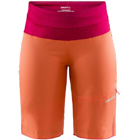 Craft Velo XT - Bas de cyclisme Femme - orange/rouge